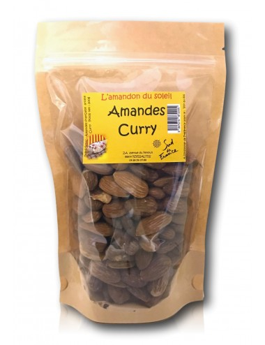Amandes Curry